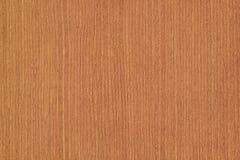 Hölzernes Beschaffenheits-Hintergrund-Material, helle Farbe und vertikale Streifen Stockfotografie