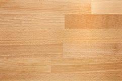 Hölzernes Beschaffenheitsmuster der nahtlosen Kiefers für Parkettboden und Ba Stockfoto