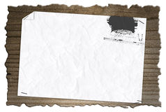 Hölzernes Brett 005-130422 lizenzfreie stockfotos