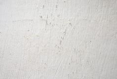 Hölzernes Brett der alten weißen Farbe Lizenzfreies Stockbild