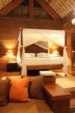 Hotelzimmer-Reihe Lizenzfreie Stockbilder