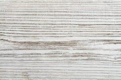 Hölzernes Korngefüge, weißer hölzerner Planken-Hintergrund stockfotografie
