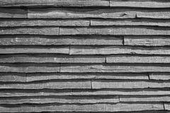 Hölzernes Latten-Abstellgleis stockfoto