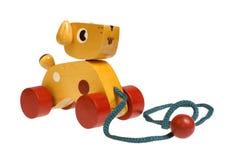 Hölzernes Spielzeug stockfoto