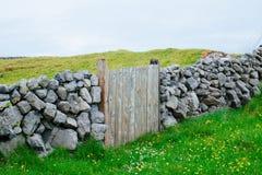 Hölzernes Tor, Irland Lizenzfreies Stockbild