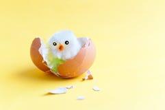 Höna och ägg Royaltyfri Fotografi