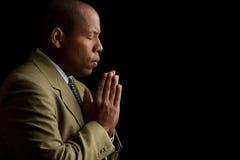 Hören Sie mich Lord und beantworten Sie mein Gebet Lizenzfreies Stockbild
