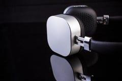 Hörlurarprodukt Fotografering för Bildbyråer