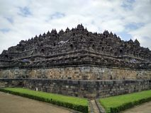 Hörn av templet Fotografering för Bildbyråer
