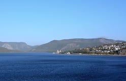 Hörnbäck, Newfoundland arkivbild