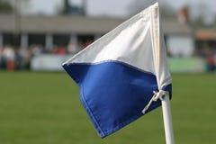 hörnflagga Royaltyfria Bilder