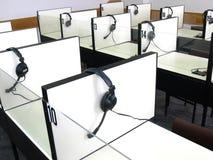 hörsel- klassrum Royaltyfri Fotografi