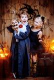 Höst halloween Royaltyfria Foton