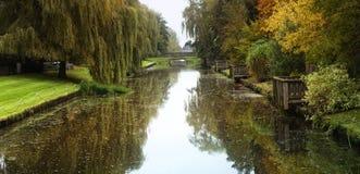 höst holland Royaltyfria Bilder