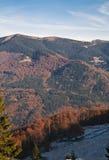 Höst i bergen Royaltyfria Foton