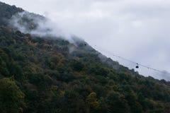 Höst i bergen Royaltyfri Fotografi