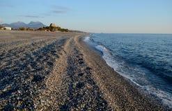Höst i Calabria Royaltyfria Bilder