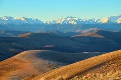 Höst i Caucasus royaltyfri foto