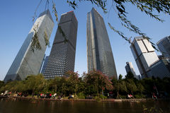 Höst i Guangzhou Arkivbilder