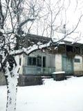 Höst Kallt väder Arkivbild