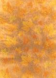 höstbakgrundsillustration Arkivfoto