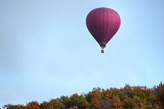 Höstballongflyg Royaltyfria Foton