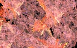 Höstbladnedgång med vinden Arkivbilder