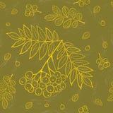 Hösten blad bakgrund Royaltyfria Foton