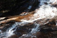 hösten gjorde tidigt bergbergbilden den polara strömmen Fotografering för Bildbyråer