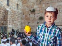Höstferie Sukkot Fotografering för Bildbyråer