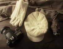 Höstfotoskytte Arkivbild