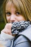 höstmode Fotografering för Bildbyråer