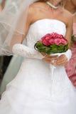 Hübsche Braut Lizenzfreie Stockfotografie