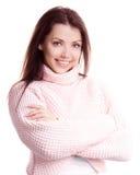 Hübsche Frau lizenzfreie stockbilder