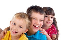 Hübsche Kinder stockbilder