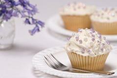 Hübsche kleine Kuchen Stockbilder