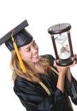 Hübscher Absolvent Stockbild