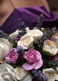 Hübscher Blumenstrauß Lizenzfreie Stockbilder