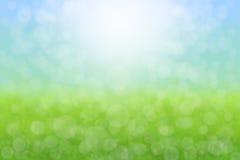 Hübscher Frühlings-Hintergrund Stockfotografie