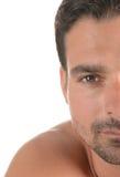 Hübscher italienischer Mann Stockbild