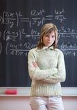 Hübscher Student/junger Lehrer Stockbilder