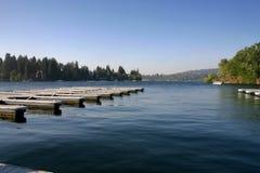 Hübsches Dock Stockbilder