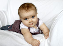 Hübsches Kind lizenzfreies stockbild