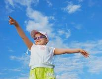Hübsches Kind Lizenzfreie Stockbilder