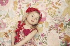 Hübsches Mädchen Stockfotografie