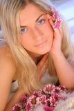 Hübsches Mädchen Lizenzfreies Stockbild