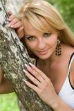 Hübsches Mädchen. Lizenzfreie Stockbilder