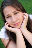 Hübsches Mädchen Stockbild