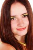 Hübsches Mädchenportrait Lizenzfreie Stockfotos