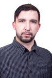 Hübsches Porträt des jungen Mannes Lizenzfreie Stockfotos